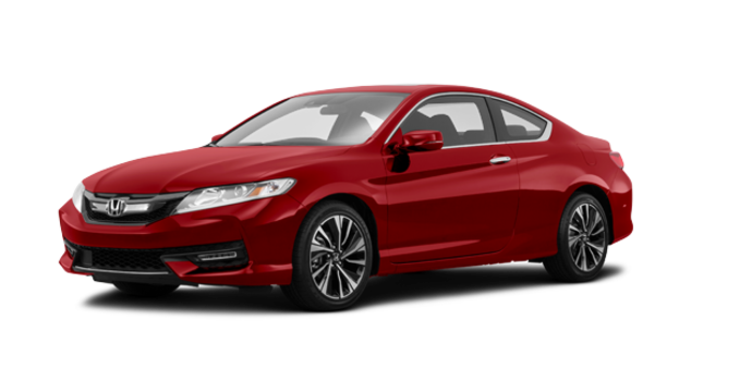 2017 Honda Accord Coupe EX-HONDA SENSING | Photo 6 | San Marino Red