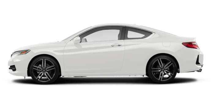 2017 Honda Accord Coupe TOURING V6 | Photo 4 | White Orchid Pearl