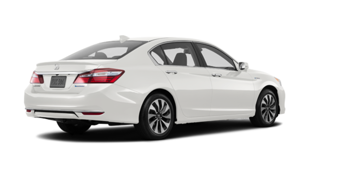 2017 Honda Accord Hybrid | Photo 5 | White Orchid Pearl