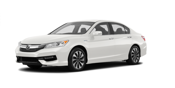 2017 Honda Accord Hybrid | Photo 6 | White Orchid Pearl