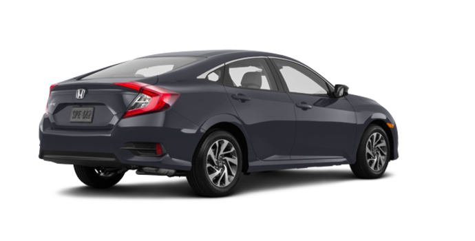 2017 Honda Civic Sedan EX | Photo 5 | Modern Steel Metallic