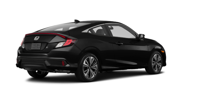 2017 Honda Civic Coupe EX-T | Photo 5 | Crystal Black Pearl