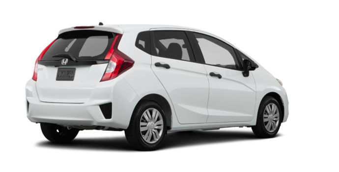 2017 Honda Fit DX | Photo 5 | White Orchid Pearl