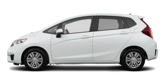 2017 Honda Fit LX | Photo 4 | White Orchid Pearl