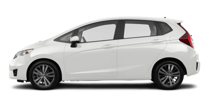 2017 Honda Fit SE | Photo 4 | White Orchid Pearl