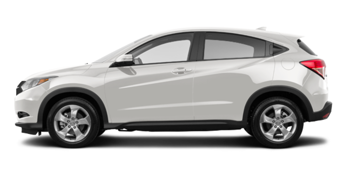 2017 Honda HR-V EX-2WD | Photo 4 | White Orchid Pearl