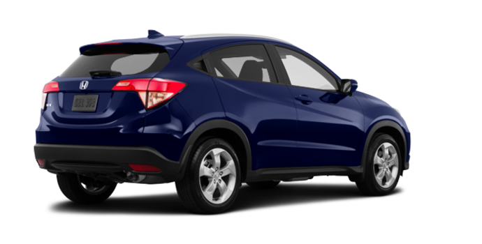 2017 Honda HR-V EX-L NAVI | Photo 5 | Deep Ocean Pearl