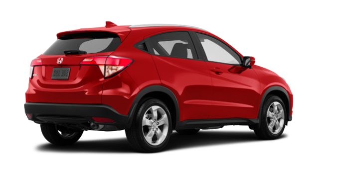 2017 Honda HR-V EX-L NAVI | Photo 5 | Milano red