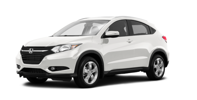 2017 Honda HR-V EX-L NAVI | Photo 6 | White Orchid Pearl