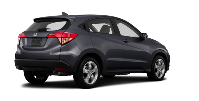 2017 Honda HR-V LX-2WD | Photo 5 | Modern Steel Metallic