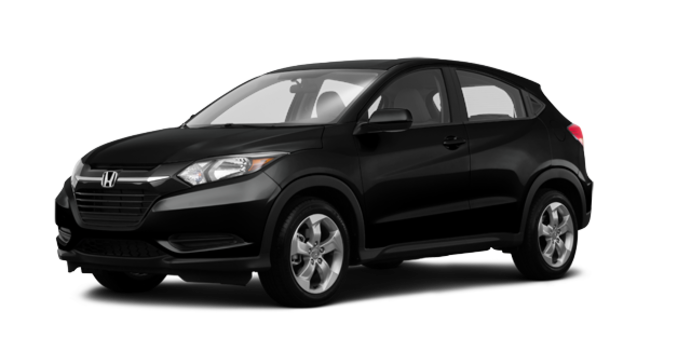 2017 Honda HR-V LX-2WD | Photo 6 | Crystal Black Pearl