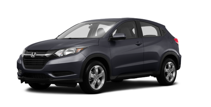 2017 Honda HR-V LX-2WD | Photo 6 | Modern Steel Metallic