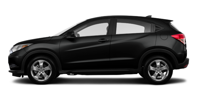 2017 Honda HR-V LX | Photo 4 | Crystal Black Pearl