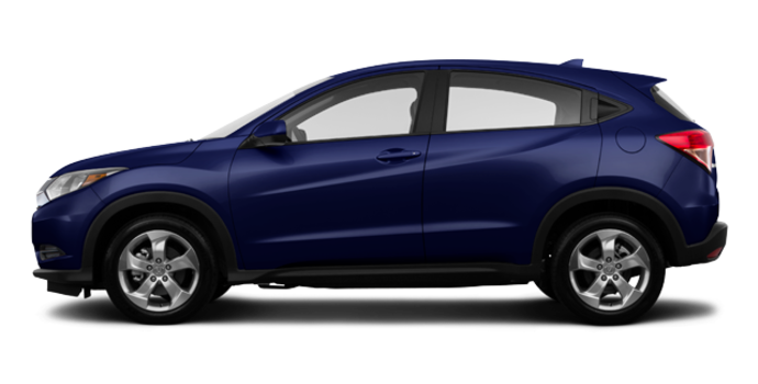 2017 Honda HR-V LX | Photo 4 | Deep Ocean Pearl