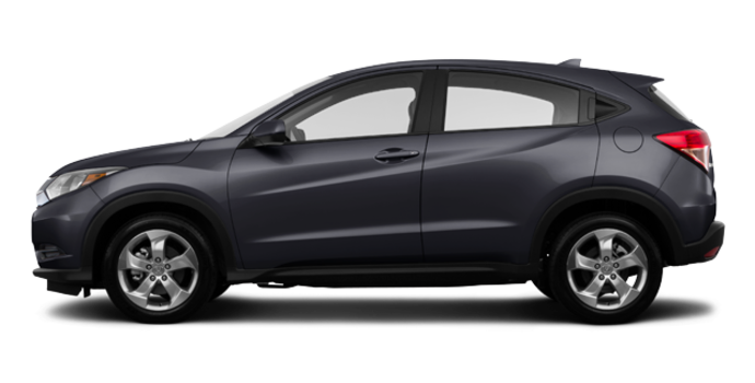 2017 Honda HR-V LX | Photo 4 | Modern Steel Metallic