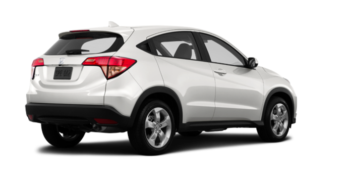 2017 Honda HR-V LX | Photo 5 | White Orchid Pearl