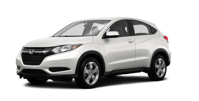2017 Honda HR-V LX | Photo 6 | White Orchid Pearl