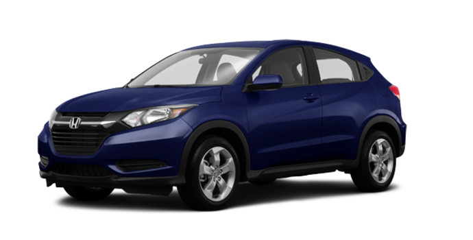 2017 Honda HR-V LX | Photo 6 | Deep Ocean Pearl