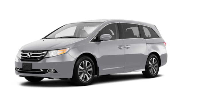 2017 Honda Odyssey TOURING | Photo 6 | Lunar Silver Metallic