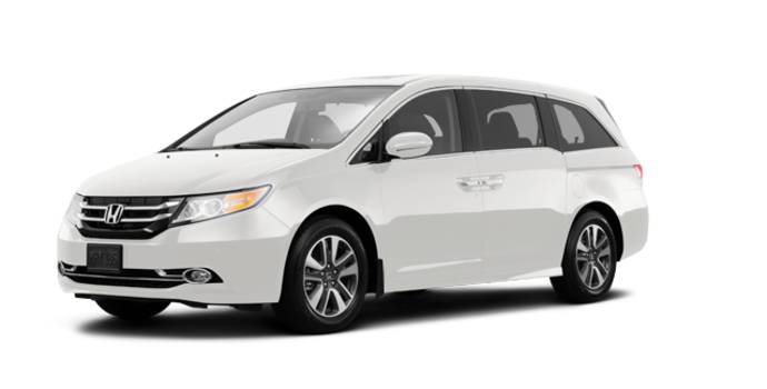 2017 Honda Odyssey TOURING | Photo 6 | White Diamond Pearl
