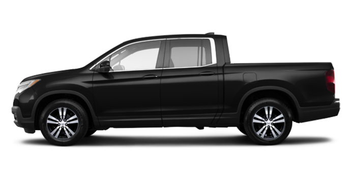 2017 Honda Ridgeline EX-L | Photo 4 | Chrystal Black Pearl