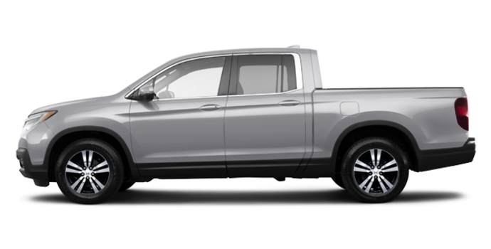 2017 Honda Ridgeline EX-L | Photo 4 | Lunar Silver Metallic