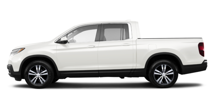 2017 Honda Ridgeline EX-L | Photo 4 | White Diamond Pearl