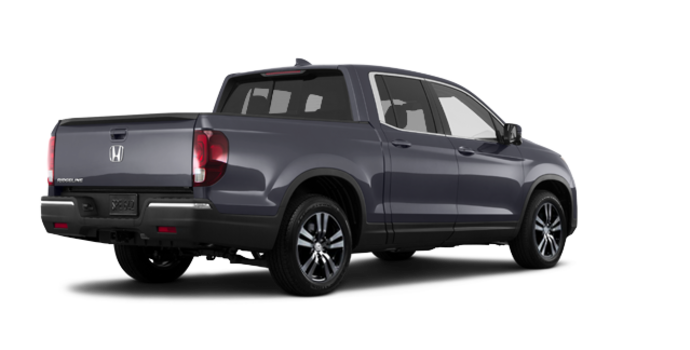 2017 Honda Ridgeline EX-L | Photo 5 | Modern Steel Metallic