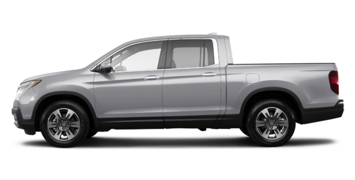 2017 Honda Ridgeline TOURING | Photo 4 | Lunar Silver Metallic