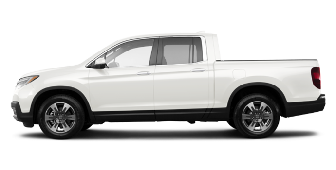2017 Honda Ridgeline TOURING | Photo 4 | White Diamond Pearl