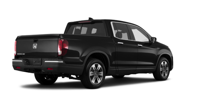 2017 Honda Ridgeline TOURING | Photo 5 | Chrystal Black Pearl