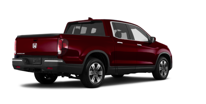 2017 Honda Ridgeline TOURING | Photo 5 | Deep Scarlet Pearl