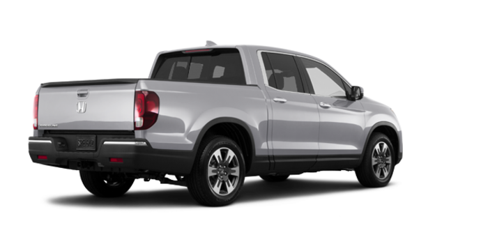 2017 Honda Ridgeline TOURING | Photo 5 | Lunar Silver Metallic