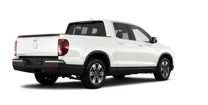 2017 Honda Ridgeline TOURING | Photo 5 | White Diamond Pearl