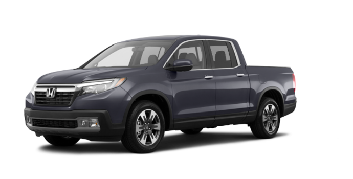 2017 Honda Ridgeline TOURING | Photo 6 | Modern Steel Metallic