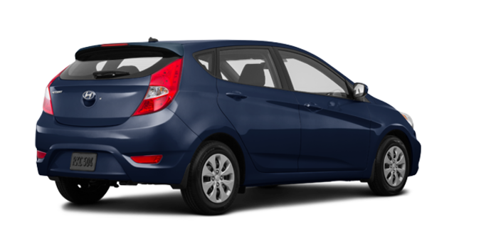 2017 Hyundai Accent 5 Doors GL | Photo 5 | Pacific Blue