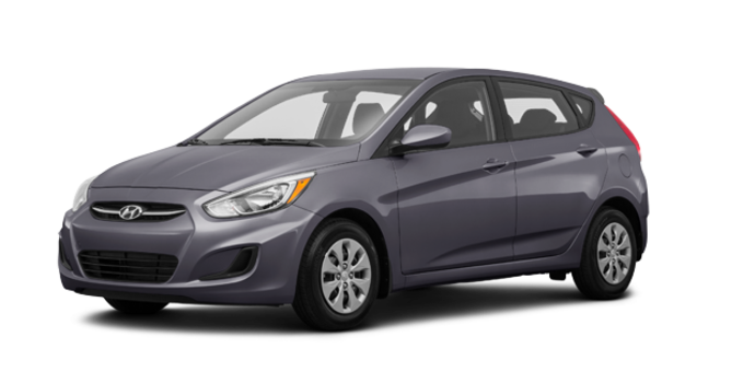 2017 Hyundai Accent 5 Doors GL | Photo 6 | Triathlon Grey