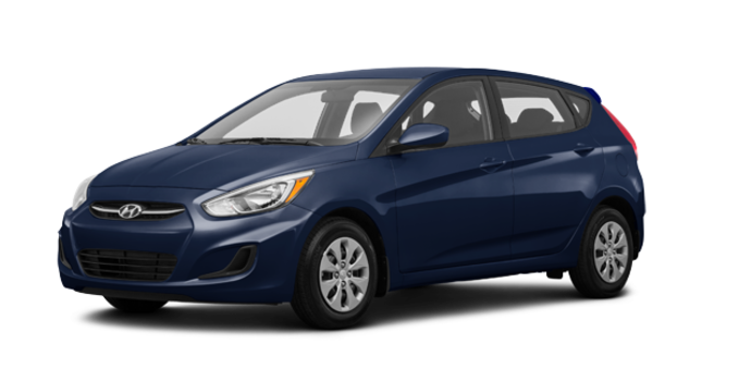 2017 Hyundai Accent 5 Doors GL | Photo 6 | Pacific Blue
