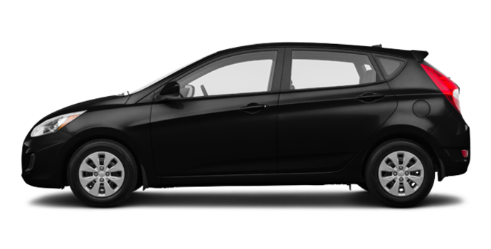 2017 Hyundai Accent 5 Doors L | Photo 4 | Ultra Black
