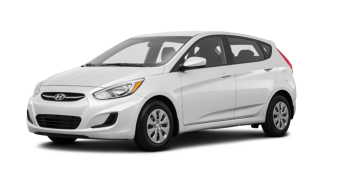 2017 Hyundai Accent 5 Doors L | Photo 6 | Century White
