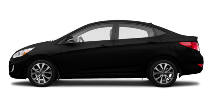2017 Hyundai Accent Sedan GLS | Photo 4 | Ultra Black