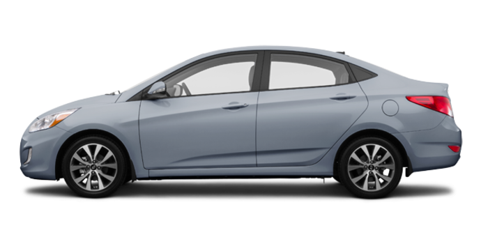 2017 Hyundai Accent Sedan GLS | Photo 4 | Ironman Silver
