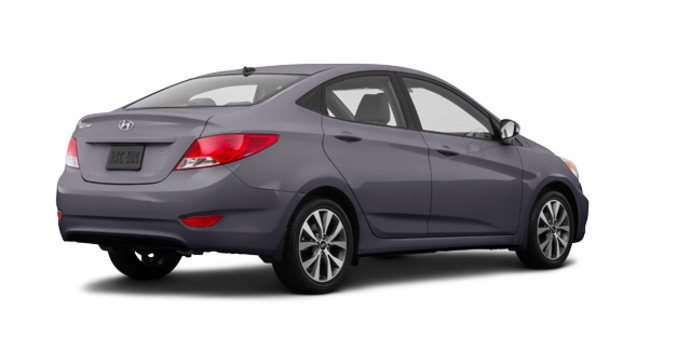 2017 Hyundai Accent Sedan GLS | Photo 5 | Triathlon Grey