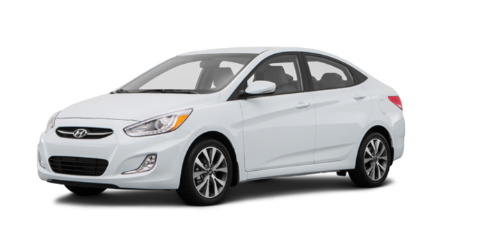 2017 Hyundai Accent Sedan GLS | Photo 6 | Century White