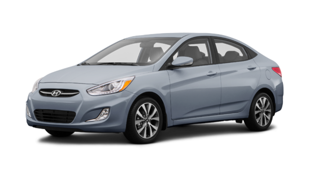 2017 Hyundai Accent Sedan GLS | Photo 6 | Ironman Silver