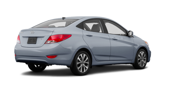 2017 Hyundai Accent Sedan SE | Photo 5 | Ironman Silver