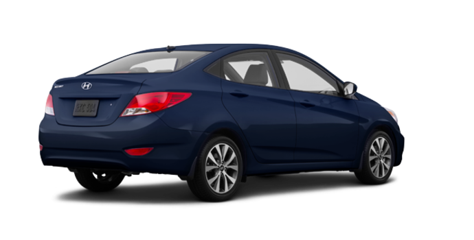 2017 Hyundai Accent Sedan SE | Photo 5 | Pacific Blue