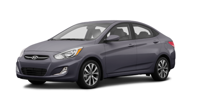 2017 Hyundai Accent Sedan SE | Photo 6 | Triathlon Grey