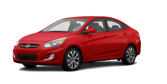 2017 Hyundai Accent Sedan SE | Photo 6 | Boston Red