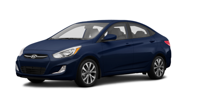 2017 Hyundai Accent Sedan SE | Photo 6 | Pacific Blue